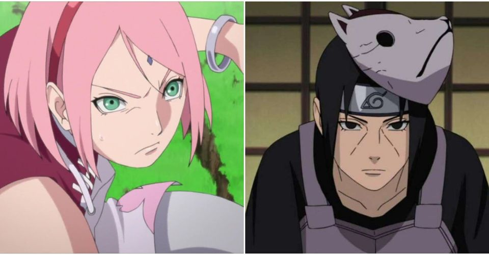 Adult-Sakura-ANBU-Itachi