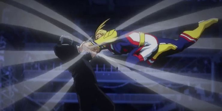 All-Might-Vs-All-For-One