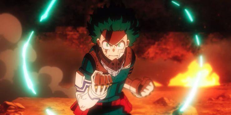 Pode-se argumentar que é isso que mantém a série de anime tão cheia de suspense - a disposição dos personagens de se jogarem no caminho do perigo uma e outra vez, enquanto os fãs se perguntam até onde podem levar as coisas. No entanto, esses 10 personagens de anime não sabem como parar de se envolver em situações complicadas - em vez disso, eles levam a sorte ao limite. 10 Izuku Midoriya (My Hero Academy) - As Probabilidades Estão Contra Ele Desde O Início