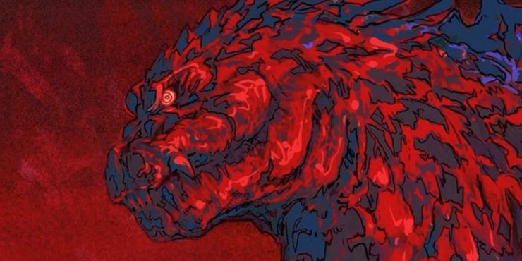 Godzilla-Singular-Point