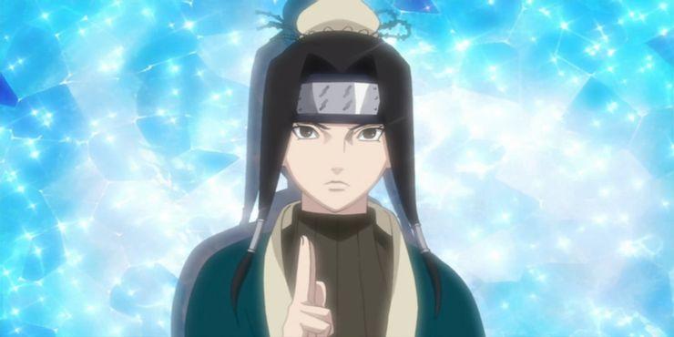 Naruto-Haku-Ice-Mirrors