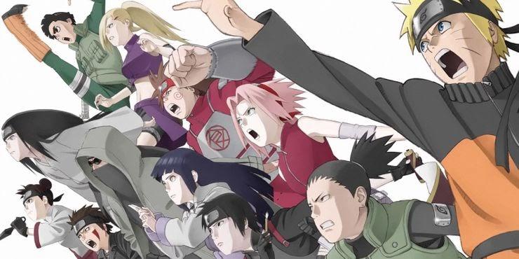 Naruto Shippuden A Vontade De Fogo