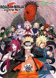 Naruto Shippuden Caminho Para Ninja(1)
