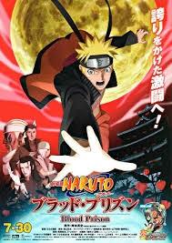 Naruto Shippuden Prisão De Sangue(2)
