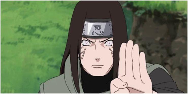 Neji-Using-Gentle-Fist-Against-The-White-Zetsu-Army
