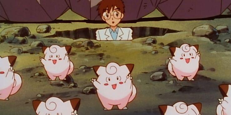 Pokemon-Clefairy-Group-Scientist