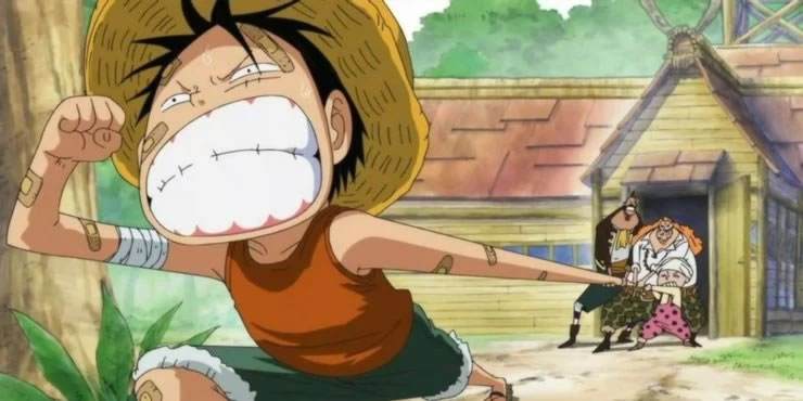 Young-Luffy