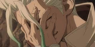 dr-stone senku anguish