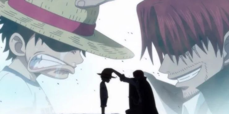 luffy-and-shanks