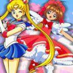 sailor moon é card captos sakura