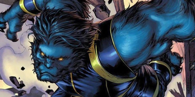 Marvel-Comics-Beast-Hank-McCoy