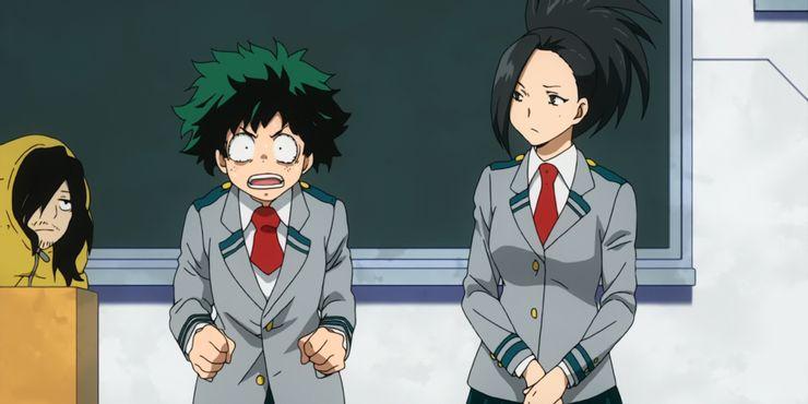 My-Hero-Academia-Izuku-Momo-Class-1-A-Nervous