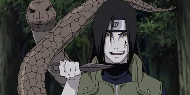 Naruto-Orochimaru-Cobra-Knife