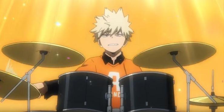 bakugo-drumming