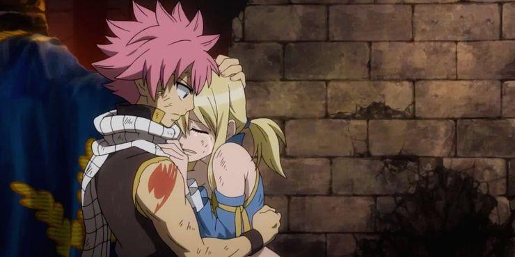 Fairy-Tail-Natsu-and-Lucy-Hug